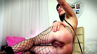 I Fucking My dirty Asshole with dildo
