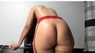 jovencita nalgona tiembla de orgasmos en webcam - webcam colombiana