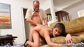 Sexy old milf and my step daddy made me chill out with a hot super fucking Tamal!
