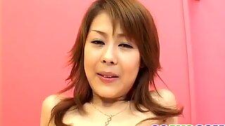Dazzling porn scenes along cock addicted Sakurako