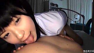 virtual life with satori fujinami #2 cute japanese girl