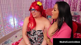 Cum Shooting Son-N-Law Leaks On Asian Mommy MaxineX!