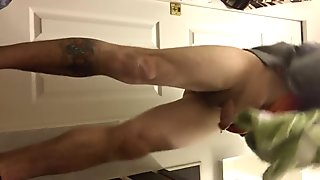 HOT SOLO JACK OFF AND ASS STIMULANT